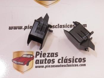 Kit accesorios de montaje para rejilla de ventilación Renault Laguna Ref: 7701471340