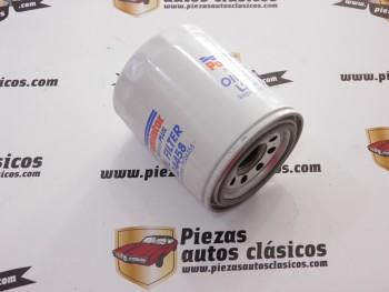Filtro de aceite L24458 Alfa Romeo Citroën Fiat Ford Kia Opel Lancia Nissan