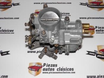 Carburador Solex 32 SEIA Renault 5,6 y 7 Reconstruido (intercambio)