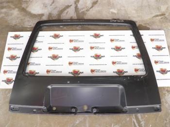 Panel Portón Trasero Renault Super 5 (con agujero de limpiaparabrisas)