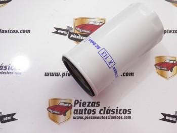 Filtro de aceite  X113   Ford  (1.6 D)