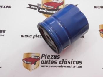 Filtro de aceite  X137  General  Motors