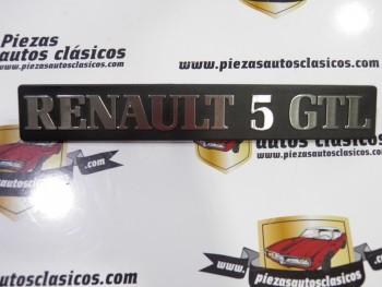 Anagrama Renault 5 GTL Ref: 7702108193 / 7700697698