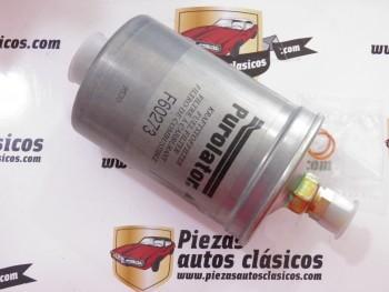 Filtro de gasolina F60273 Volkswagen Audi