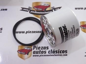 Filtro de gasoil F57629 Ford Courier, Escort III/IV/VI, Fiesta II/III/IV,... Peugeot 305 II, 504, 505