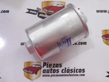 Filtro de gasolina  F68148  Mercedes Benz  190, Clase C, E, S, 8, Sedán (W124), Coupé  Ferrari  208, 308, 328