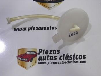 Tapón depósito limpiaparabrisas con filtro (encaje 60mm.) Renault 4, 5, 6, 7, 8 y 10 Ref: 2006
