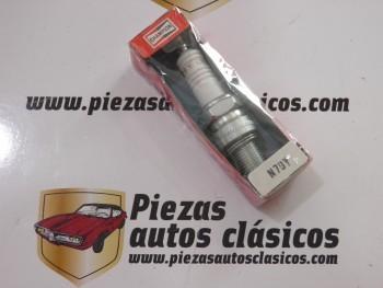 Juego 4  bujías  Champion  N79Y   Audi  80/90/100, BMW 1502/1602  y  Volswagen Polo