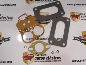 Juego solo juntas carburador Bressel Renault 5 S, 5 TS y 12 TS Ref: K30103