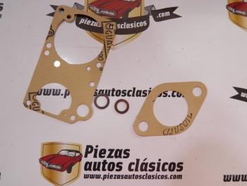 Juego solo juntas carburador Solex Citroen 2 CV y 3 CV Ref:CT-3900
