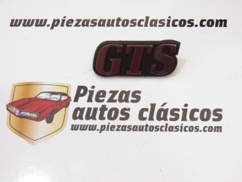 Anagrama GTS Renault 21 Nevada Ref: 7700773019