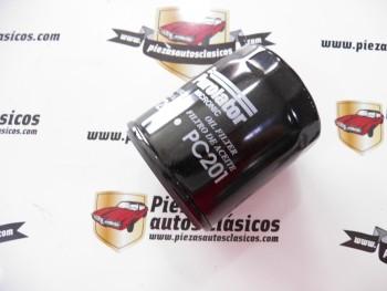 Filtro de aceite  L17201  Ford (1.4 i / 1.6 i )   BMW  3, 5, 02