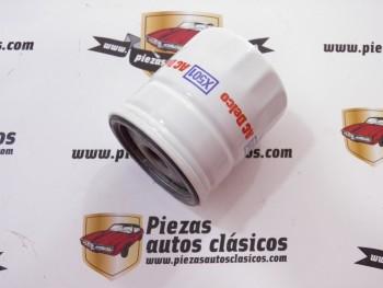 Filtro de aceite  X 501  Seat Ibiza I, Terra   BMW 3 / 5