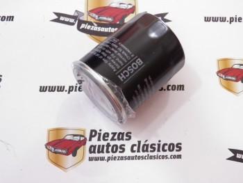 Filtro de aceite P 2041  Citroën C4  Fiat Brava, Bravo I/II, Doblo, Fiorino, Marea, Panda, Punto, Stilo