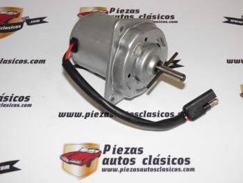 Motor electroventilador Renault 4, 5, Super 5, Express, 9, 11, 19 II, Clio I...