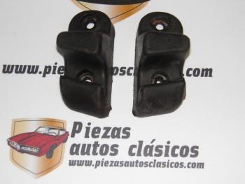 Juego Topes Asiento Trasero Seat 600