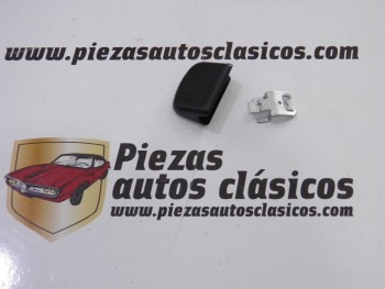 Clip Sujeción Marco Lunas Renault Clio ,19, 21... Ref: 7701202575