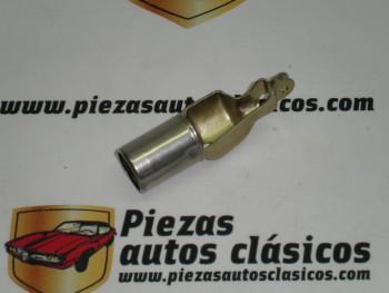 Pulsador cerradura delantera derecha Renault 12 ref origen 7702003577