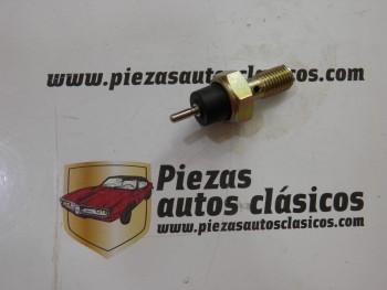Manocontacto presión de aceite Talbot - Simca 1000, Solara... , Citroen GS/GSA y Dyane 6 AYB Ref: FAE 12170