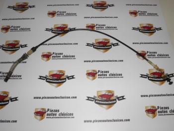 Cable De Acelerador 735mm Ford Fiesta (0.9-1.0) Desde el 76-83