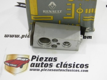 válvula de expansión, aire acondicionado Renault Laguna y Megane K56 Ref: 7701038558