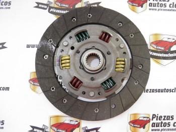 Disco de embrague 200x21 Renault 18, Fuego, 20, 21, 25 y Trafic Ref: 7700721282 / 263106