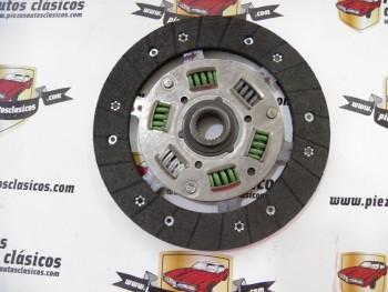 Disco de embrague 180mm. x 26 dientes Renault Super 5, Express I / II, 9, 11 y 19 Ref: 7701349767