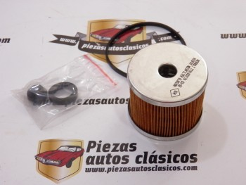 Filtro de combustible Diésel 7701033176 Renault Clio I, Express I/II, Master, Super 5...