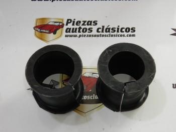 Juego gomas cremallera de dirección Renault 19, 21, Clio I, Super 5 y Express Ref: 7700662571