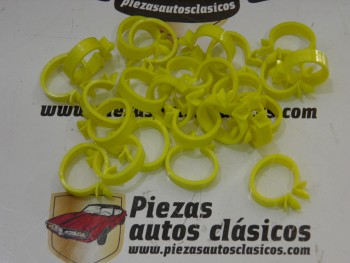 Kit de 25 bridas Omega 24mm.