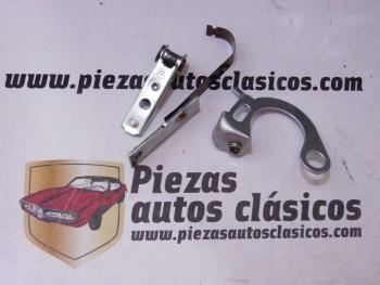 Juego de platinos Citroën 2 CV (12V)