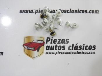 Kit de 15 tornillos para altavoz Renault 9, 11 y 19 ,Ref: 7703017022