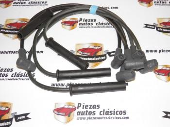 Juego Cables De Bujía Renault 21 2.0 I. Turbo (Motor J7R) Ref:8318