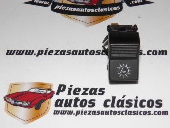 Interruptor Luces Tablero Seat 124, 1430, 850 y 133