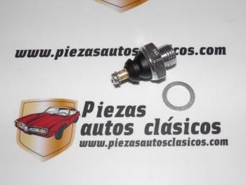 Manocontacto Presión De Aceite Renault 4 CV,Ondine...(motor ventoux), Citroën DS, 2 CV y Mercedes-Benz 190 (82-93), 200 D (68-76)...