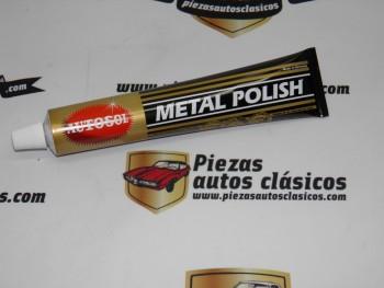 Pulidor de metales Autosol 75ml