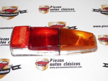 Tulipa Trasera Izq/Der Cromada Renault 8 y Alpine A110