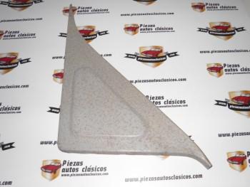 Triángulo Chapa Suelo Derecho Renault 8, 10, Florida y Caravelle Ref:0428271400