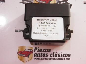 Unidad de control, precalentamiento  12V  11 Polos  Mercedes - Benz  190, Transporter y W124 Berlina  Ref: 0075459932