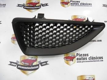 Rejilla calandra izquierda Renault Megane Coupe y Cabrio Ref:7700427832