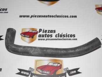 Manguito De Tubo Metálico a Culata Renault 18, 21, Espace I/II y Trafic (Todos Diesel) Ref:7700667779