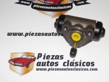 Bombín Freno Trasero Seat 127 Desde el 83 , Fura, Panda, Ritmo, ...