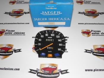 Cuentakilómetros Renault 12 TS Ref: JAEGER 6450