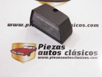 Piloto Luz de matrícula adaptable a Renault 4