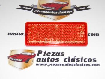 Catadióptrico Reflectante Paragolpes Trasero Renault 5 y Citroën Acadiane Ref:7701348649