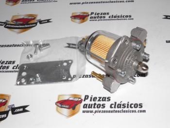 Filtro De Combustible de cristal 67 mm Para Tubo 8/6 mm