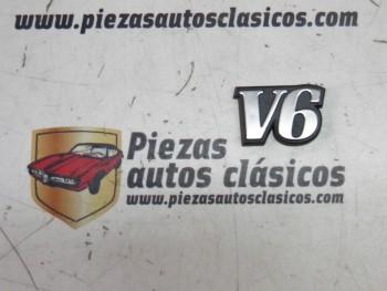 Anagrama V 6 Renault 25 Ref: 7700763664