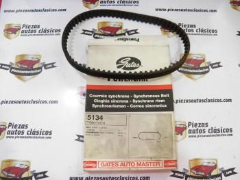 Correa dentada de distribución Gates  Volkswagen Polo III / IV  y  Seat  Terra  Ref: 031130113C