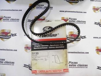 Correa dentada de distribución Gates  Volkswagwn Polo III / IV  Seat Terra   Ref: 031109119C