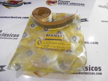 Moldura adhesiva verde 1,70 mtr. Renault 5 Ref: 7702111488